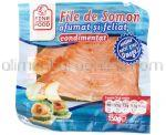 File de Somon Afumat Condimentat Feliat FINE FOOD 150g