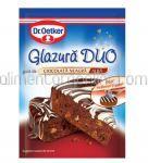 Glazura cu Gust de Ciocolata Duo DR. OETKER 100g