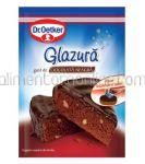Glazura cu Gust de Ciocolata Neagra DR. OETKER 100g