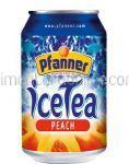 Ice Tea de Piersici PFANNER 3x330ml
