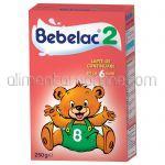 Lapte pentru Bebelusi - de la 6 Luni - BEBELAC 2 250g