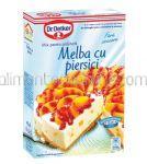 Mix Pentru Prajitura Melba cu Piersici Dr. OETKER 252g