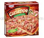 Pizza GUSEPPE Dr.OETKER Sunca si Ciuperci 425g