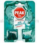Tablete PEAK WC Green 2buc