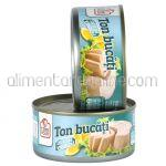 Ton Bucati in Ulei Vegetal FINE FOOD 185g