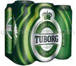 Bere Blonda TUBORG 6x500ml