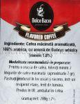 Cafea Macinata Aromatizata cu Aroma de Crema Baileys DOLCE BACIO 200g