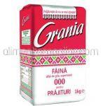 Faina Alba pt. Prajituri 000 GRANIA 1Kg