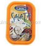 Salata de Icre de Hering cu Peste Afumat BONITO 350g