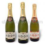 Vin Spumant Rose ADOR DS 750ml