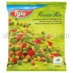 Amestec Mexican Congelat IGLO 750g