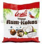 Bomboane cu Alcool Rom si Cocos CASALI 100g