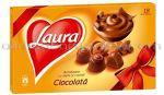 Bomboane LAURA cu Crema de Ciocolata 140g