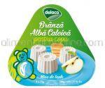Branza Alba Calcica pentru Copii - Miez de Lapte Natur DELACO 216g