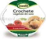 Crochete Vegetale din Soia in Sos Tomat INEDIT 150g