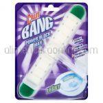 Dezinfectant Odorizant Solid Pentru Vasul de Toaleta CILLIT Bang Power Max Block Pine 43g