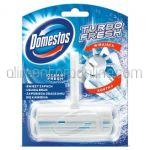 Dezinfectant Odorizant Solid Pentru Vasul de Toaleta DOMESTOS Turbine Ocean 32g