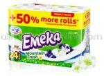 Hartie Igienica EMEKA Mountain Fresh 3str. 24buc