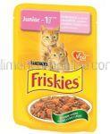 Mancare Umeda pt. Pisici FRISKIES Junior 100g