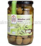Masline Verzi Intregi FINE FOOD 700g / 420g (net)