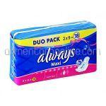 Absorbante ALWAYS Duo Pack 20buc