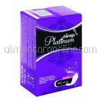 Absorbante ALWAYS Platinum Liners 50buc