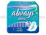 Absorbante ALWAYS Ultra Night 7buc