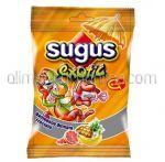 Bomboane Gumate Fructate SUGUS Exotic 400g