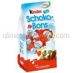Bomboane KINDER Schoko-Bons 200g