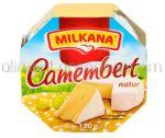 Branza Camembert MILKANA 120g