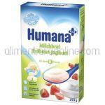 Cereale cu Iaurt si Capsuni HUMANA 250g