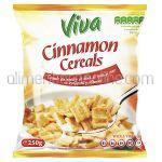 Cereale cu Scortisoara si Vitamine VIVA Chinamon 250g