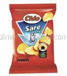 CHIO Chips cu Sare 4x65g