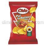 CHIO Chips Pui la Rotisor 10x23g