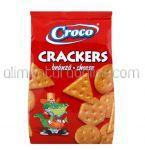 CROCO Crackers cu Branza 400g