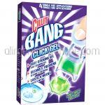 Dezinfectant Odorizant Solid Pentru Vasul de Toaleta CILLIT BANG Click Gel Pine