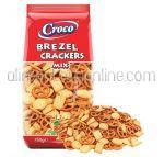 Mix Brezel Crackers CROCO 750g