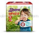 Scutece LIBERO Up&Go 5 10-14kg 22 buc