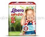 Scutece LIBERO Up&Go 7 16-26kg 18buc