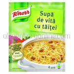 Supa de Vita cu Taietei KNORR 64g