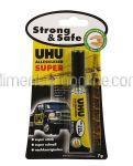 Super Glue UHU Strong & Safe 7g