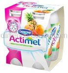 Actimel Multifruct DANONE 4x100g