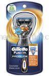 * Aparat de Ras cu cap Mobil GILLETTE Fusion ProGlide Flexball + 2 Rezerve