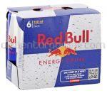 * Bautura Energizanta RED BULL 6x250ml