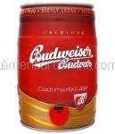 * Bere Blonda BUDWEISER Butoi 5L