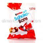 Bomboane KINDER Schoko-Bons 125g