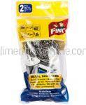 Burete de Metal FINO 2Buc