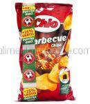 CHIO Chips cu Aroma de Barbecue BBQ 130g