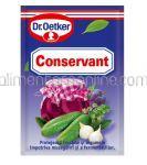 * Conservant DR OETKER 20x7g