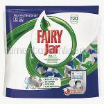 Detergent Capsule pt. Masina de Spalat Vase FAIRY All-in-1 120buc